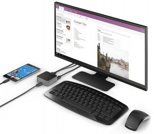 Microsoft says your phone is good enough to be your PC.