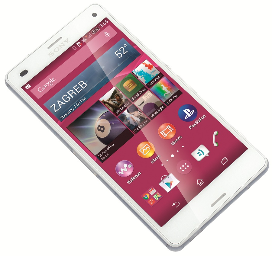 sony xperia z3 compact review the little flagship. Black Bedroom Furniture Sets. Home Design Ideas